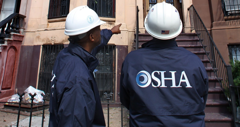 OSHA Inspectors