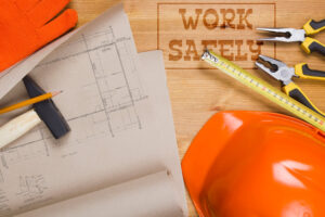 construction site work safely training company