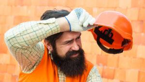 construction heat stress osha 30 training standards